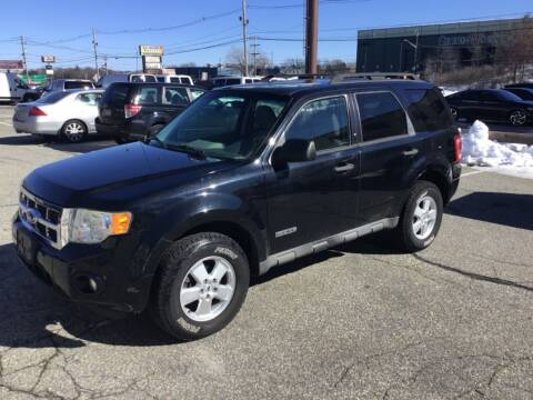 2008 Ford Escape for sale at Desi's Used Cars in Peabody MA