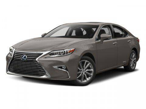 2018 Lexus ES 300h for sale at TRAVERS GMT AUTO SALES - Traver GMT Auto Sales West in O Fallon MO