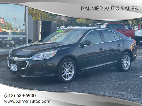 2014 Chevrolet Malibu for sale at Palmer Auto Sales in Menands NY