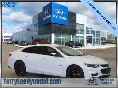 2018 Chevrolet Malibu for sale at Terry Lee Hyundai in Noblesville IN