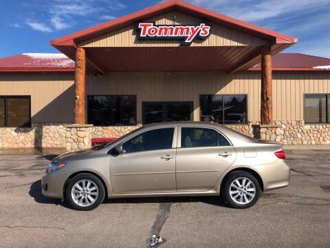 2010 Toyota Corolla for sale at Tommy's Car Lot in Chadron NE