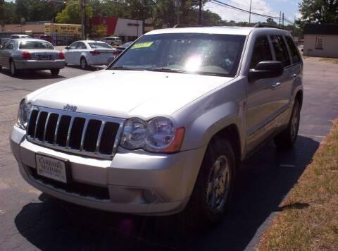 2005 Jeep Grand Cherokee for sale at LAKESIDE MOTORS LLC in Houghton Lake MI