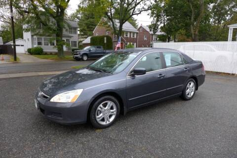 2007 Honda Accord for sale at FBN Auto Sales & Service in Highland Park NJ