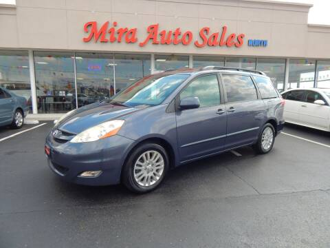 2007 Toyota Sienna for sale at Mira Auto Sales in Dayton OH