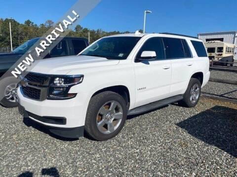 2017 Chevrolet Tahoe for sale at Gentilini Motors in Woodbine NJ