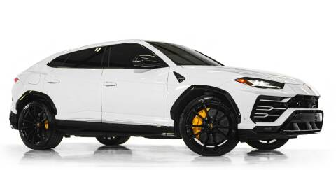 2019 Lamborghini Urus for sale at TX Auto Group in Houston TX