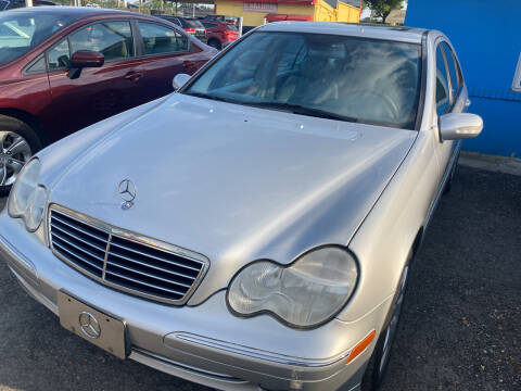 2003 Mercedes-Benz C-Class for sale at The Peoples Car Company in Jacksonville FL