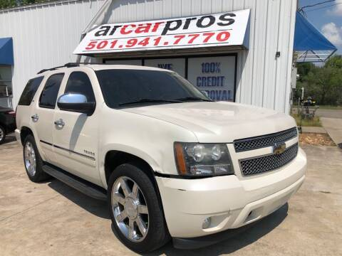 2011 Chevrolet Tahoe for sale at Arkansas Car Pros in Cabot AR