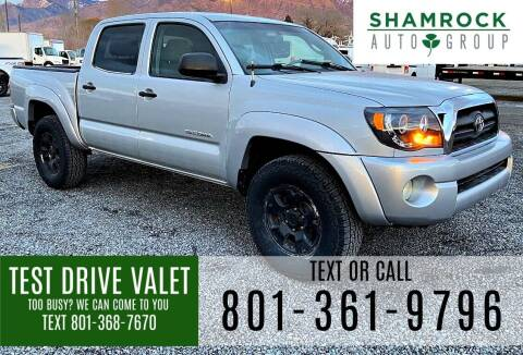 2005 Toyota Tacoma for sale at Shamrock Group LLC #1 in Pleasant Grove UT
