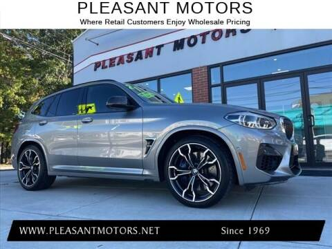 2021 BMW X3 M for sale at Pleasant Motors in New Bedford MA