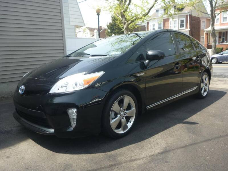 2013 Toyota Prius for sale at Pinto Automotive Group in Trenton NJ