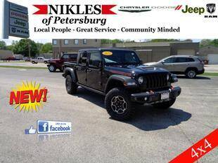 2021 Jeep Gladiator for sale in Petersburg, IL