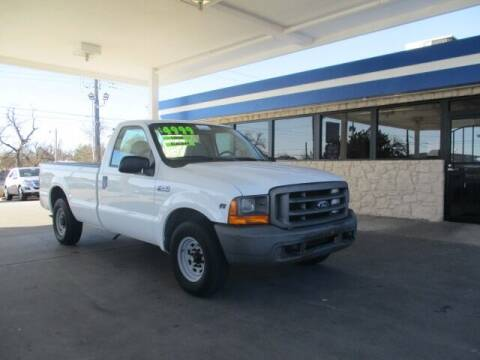2001 Ford F-250 Super Duty for sale at CAR SOURCE OKC - CAR ONE in Oklahoma City OK