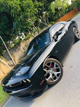 2015 Dodge Challenger for sale at IRON CARS in Hollywood FL