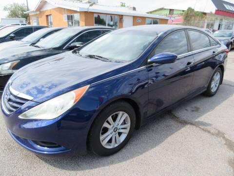 2011 Hyundai Sonata for sale at Moving Rides in El Paso TX