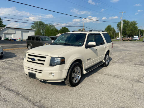 2008 Ford Expedition for sale at US5 Auto Sales in Shippensburg PA