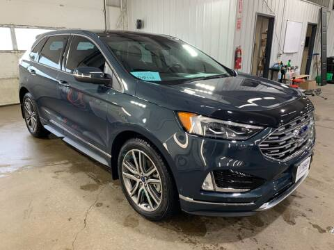 2019 Ford Edge for sale at Premier Auto in Sioux Falls SD