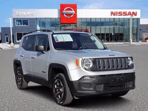 2016 Jeep Renegade for sale at EMPIRE LAKEWOOD NISSAN in Lakewood CO