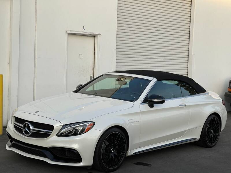 2017 Mercedes-Benz C-Class for sale at Corsa Exotics Inc in Montebello CA