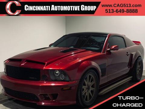 2005 Ford Mustang for sale at Cincinnati Automotive Group in Lebanon OH