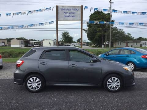 2010 Toyota Matrix for sale at Affordable Autos II in Houma LA
