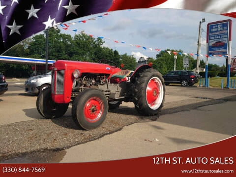 1949 Ferguson TO-20 for sale at 12th St. Auto Sales in Canton OH