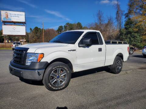 2010 Ford F-150 for sale at Brown's Used Auto in Belmont NC