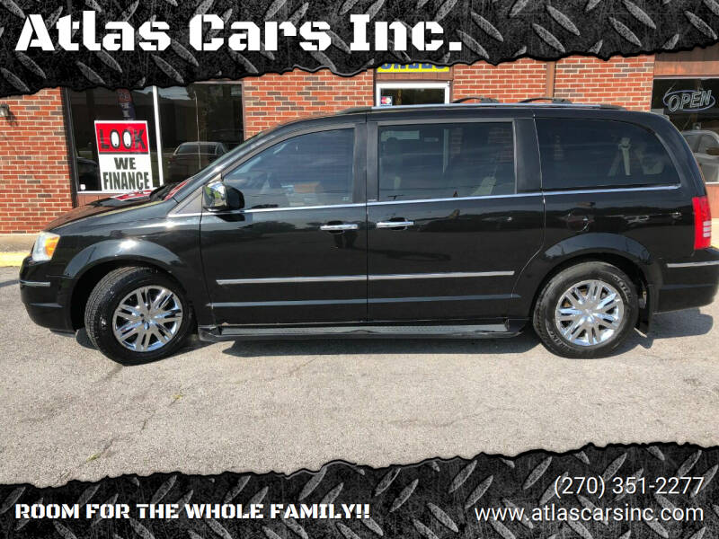 2010 Chrysler Town and Country for sale at Atlas Cars Inc. in Radcliff KY