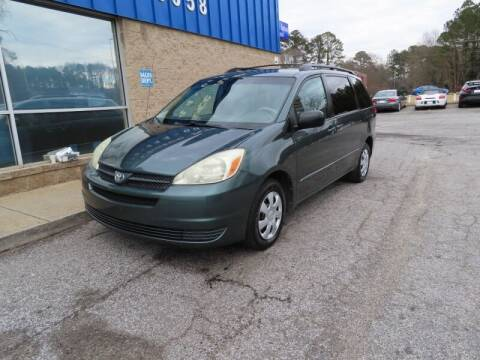 2004 Toyota Sienna for sale at Southern Auto Solutions - 1st Choice Autos in Marietta GA