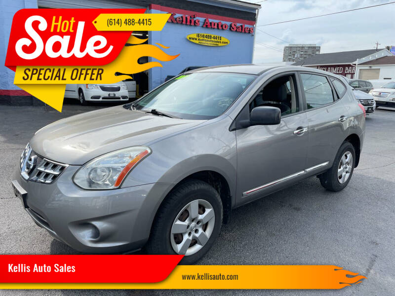 2011 Nissan Rogue for sale at Kellis Auto Sales in Columbus OH
