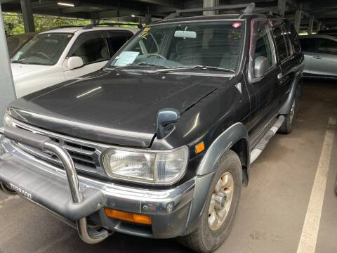1996 Nissan Terrano Turbo diesel  INCOMING for sale at JDM Car & Motorcycle LLC in Seattle WA