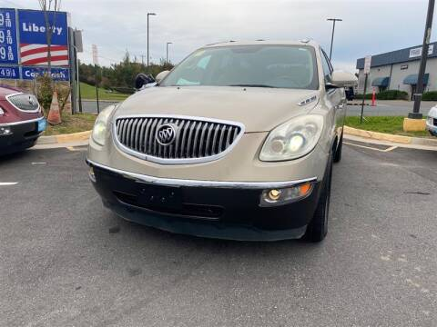 2008 Buick Enclave for sale at CarXpress in Fredericksburg VA