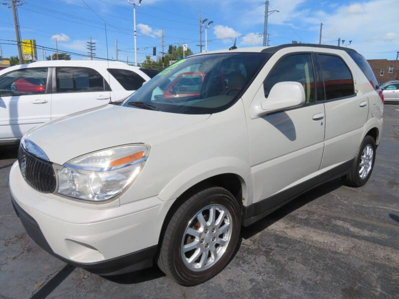 2007 Buick Rendezvous for sale at Bells Auto Sales in Hammond IN