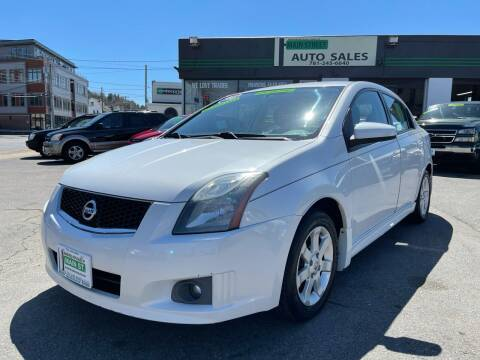 2010 Nissan Sentra for sale at Wakefield Auto Sales of Main Street Inc. in Wakefield MA