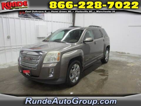 2010 GMC Terrain for sale at Runde Chevrolet in East Dubuque IL