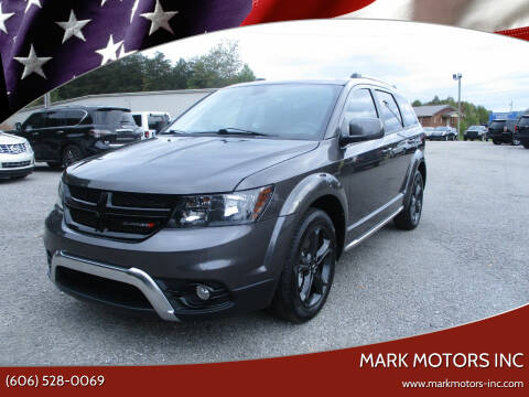 2019 Dodge Journey for sale at Mark Motors Inc in Gray KY