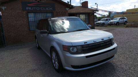 2011 Ford Flex for sale at Auto Click in Tucson AZ