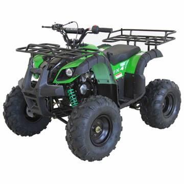 2020 Vitacci 5666 Rider 8 / 125cc Youth ATV for sale at A C Auto Sales in Elkton MD