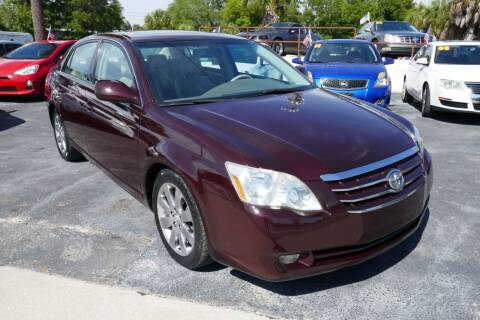 2006 Toyota Avalon for sale at J Linn Motors in Clearwater FL