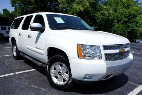 2007 Chevrolet Suburban for sale at CU Carfinders in Norcross GA
