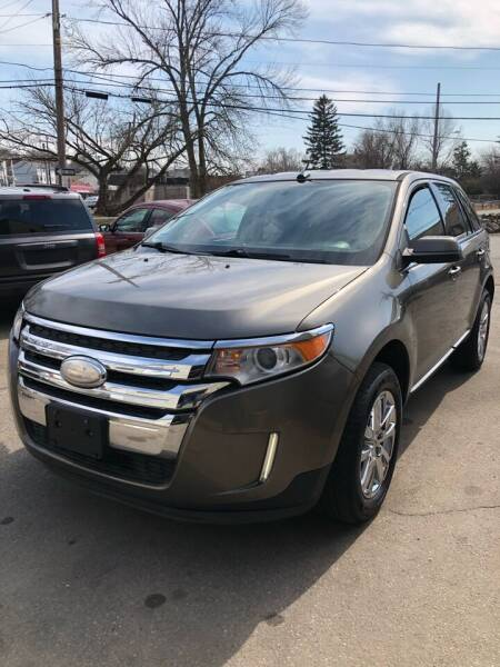 2013 Ford Edge for sale at Jimmys Auto Sales in North Providence RI