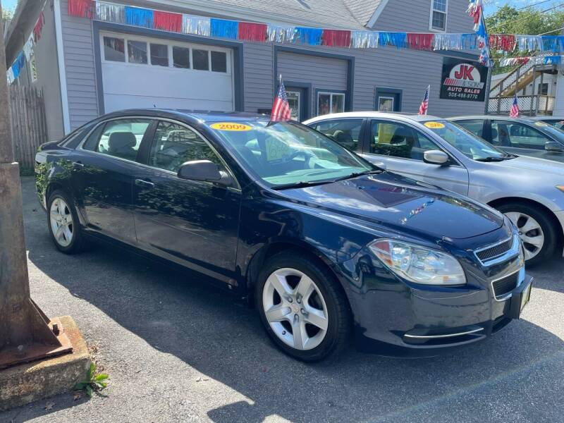 2009 Chevrolet Malibu for sale at JK & Sons Auto Sales in Westport MA