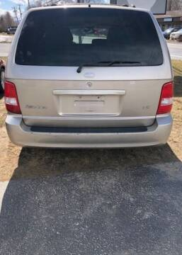 2005 Kia Sedona for sale at GDT AUTOMOTIVE LLC in Hopewell NY