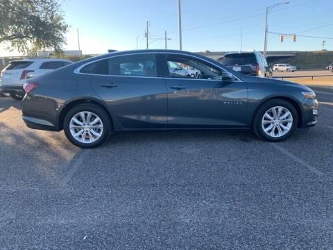 2019 Chevrolet Malibu for sale at JOE BULLARD USED CARS in Mobile AL