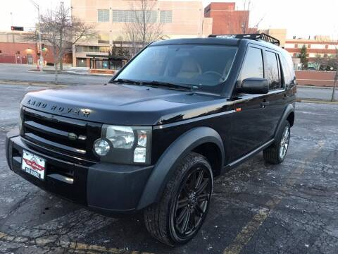 2005 Land Rover LR3 for sale at Your Car Source in Kenosha WI