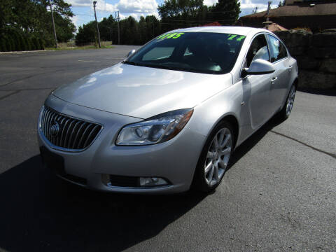 2011 Buick Regal for sale at Mike Federwitz Autosports, Inc. in Wisconsin Rapids WI