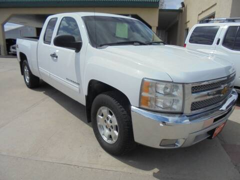 2012 Chevrolet Silverado 1500 for sale at KICK KARS in Scottsbluff NE