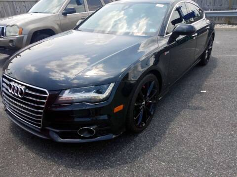 2013 Audi A7 for sale at CARZLOT in Portsmouth VA