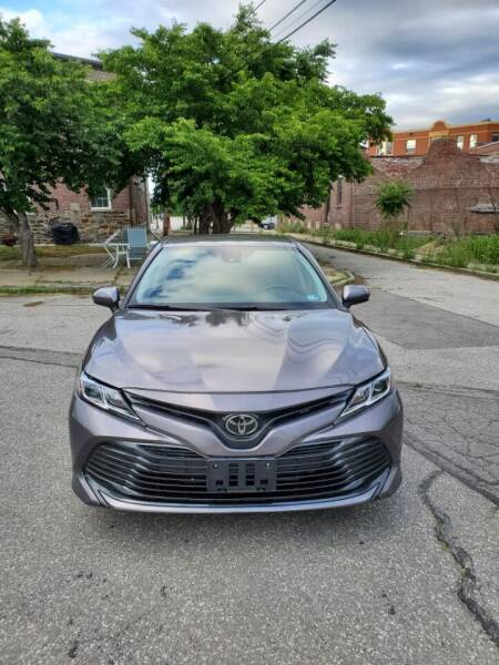 2019 Toyota Camry for sale at EBN Auto Sales in Lowell MA
