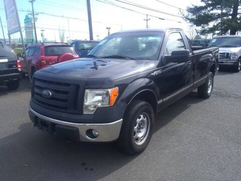 2012 Ford F-150 for sale at Wilson Investments LLC in Ewing NJ